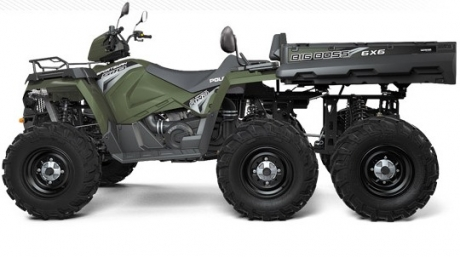 Polaris Sportsman Big Boss 6X6 570