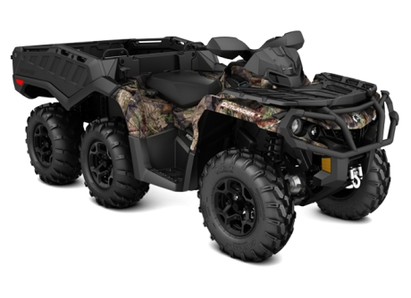 BRP Can Am Outlander 1000 6x6 XT Flat Bed