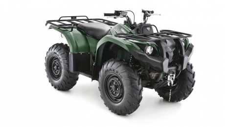 Yamaha Grizzly 450 IRS
