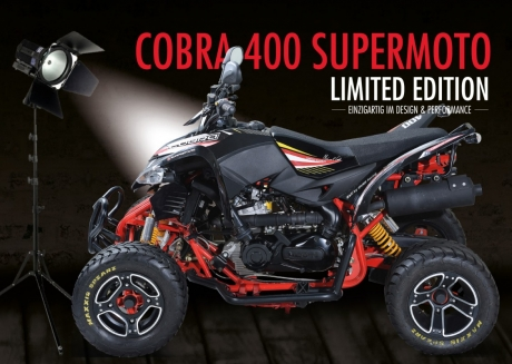 Aeon Cobra 400 SM Sport Limited Edition