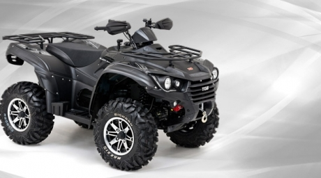 TGB Blade 550 EFI 4x4 BLACK EDITION